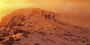På toppen af Kilimanjaro finder du sne