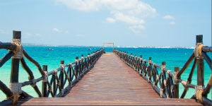 Zanzibars bountystrande