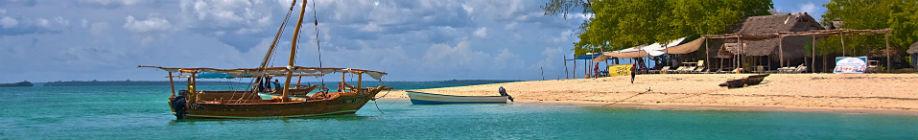 Oplev Zanzibars enestående strande