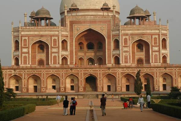 Humayuns i Indien