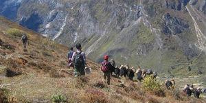 Alle bør prøve at trekke i Bhutan