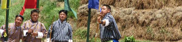 Oplev bueskydning på din rejse til Bhutan