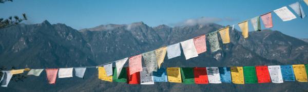 Tag på kulturrejse i Bhutan