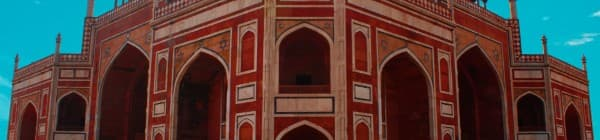 Mausoleum Humayun ligger i Delhi, men kan besøges når du rejser til Bhutan med Kipling Travel