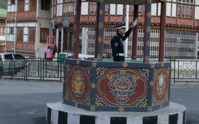 Rejser til Gangtok, som er hovedstaden i Sikkim