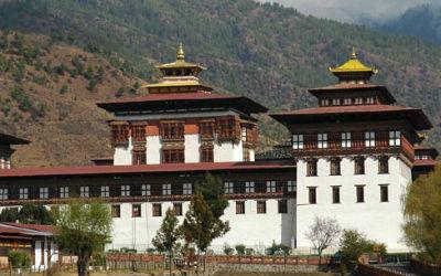 Find rejse til Thimphu i Bhutan