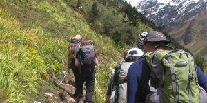 Trekking i Bhutan er meget populært