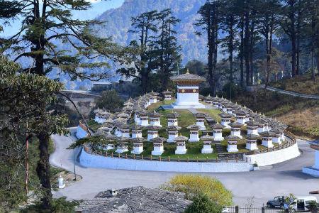 Rejs til Thimphu, Bhutans hovedstad