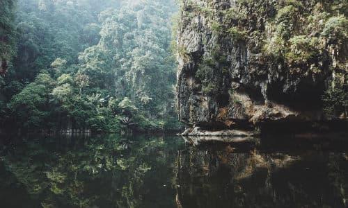 Rejser til Borneo byder på smuk natur