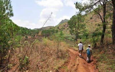 Find rejse til Kalaw i Myanmar