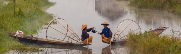 Tag på en kulturel rejse til Myanmar