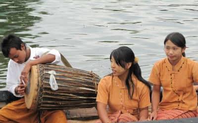 Find rejse til Yangon i Myanmar