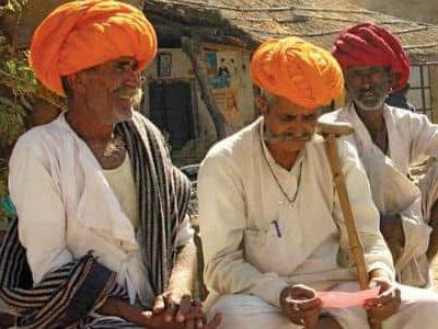 Mænd i Indien