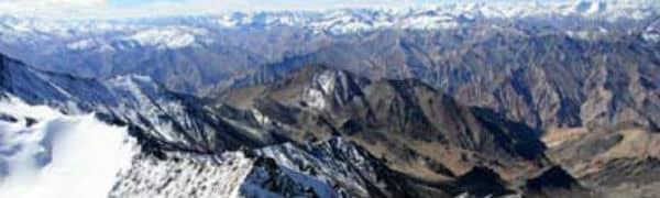 Bjerg i Indien
