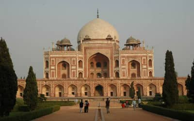 Delhi i Indien