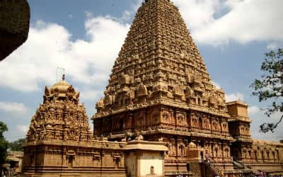 Tanjore i Indien