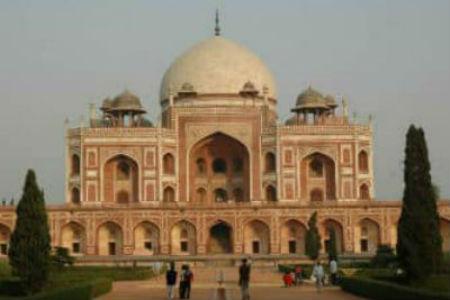 Delhi i hjertet af Indien