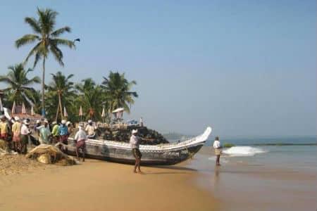 Kerala i Sydindien