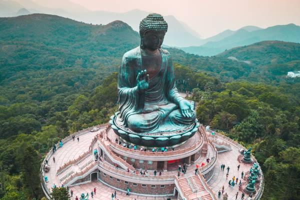 Tag på kulturrejse i Asien
