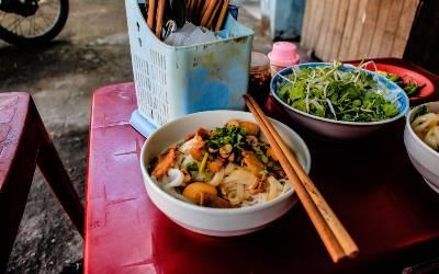 Smag den gode mad når du rejser til Asien