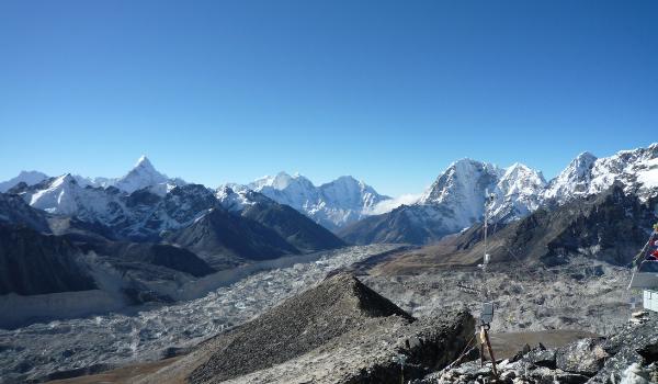 Kala Pattar nær Mount Everest Base Camp