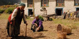 Mød den nepalesiske lokalbefolkning