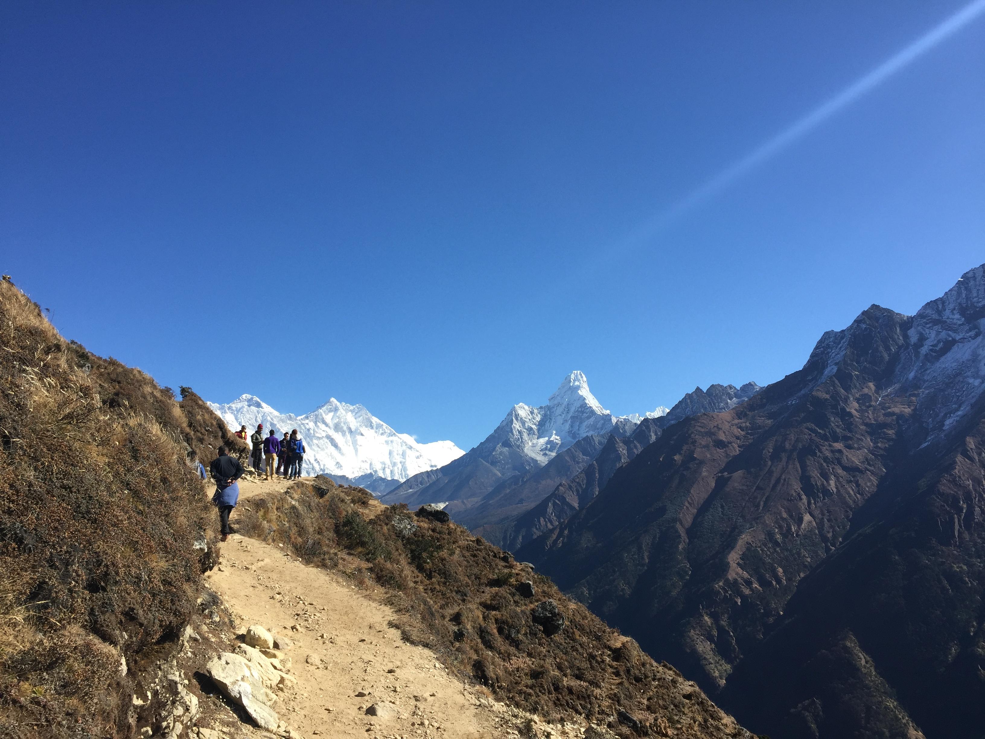 Everest udsigt