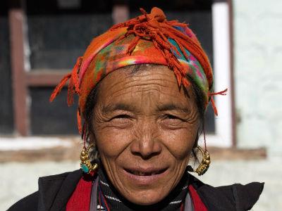 I Nepal bruges nepalesiske rupees som valuta