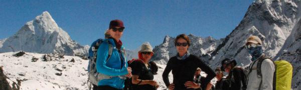 Tag på trekkingrejse i Nepal