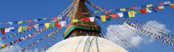 Tag på kulturrejse i Nepal