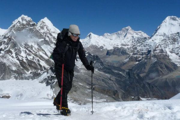 Med Kipling Travel kan din Nepal rejse blive beriget med et trek ved Mera Peak