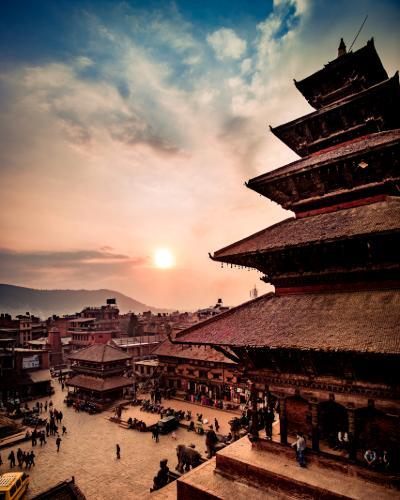 På din rejse til Nepal vil du støde på mange smukke monumenter