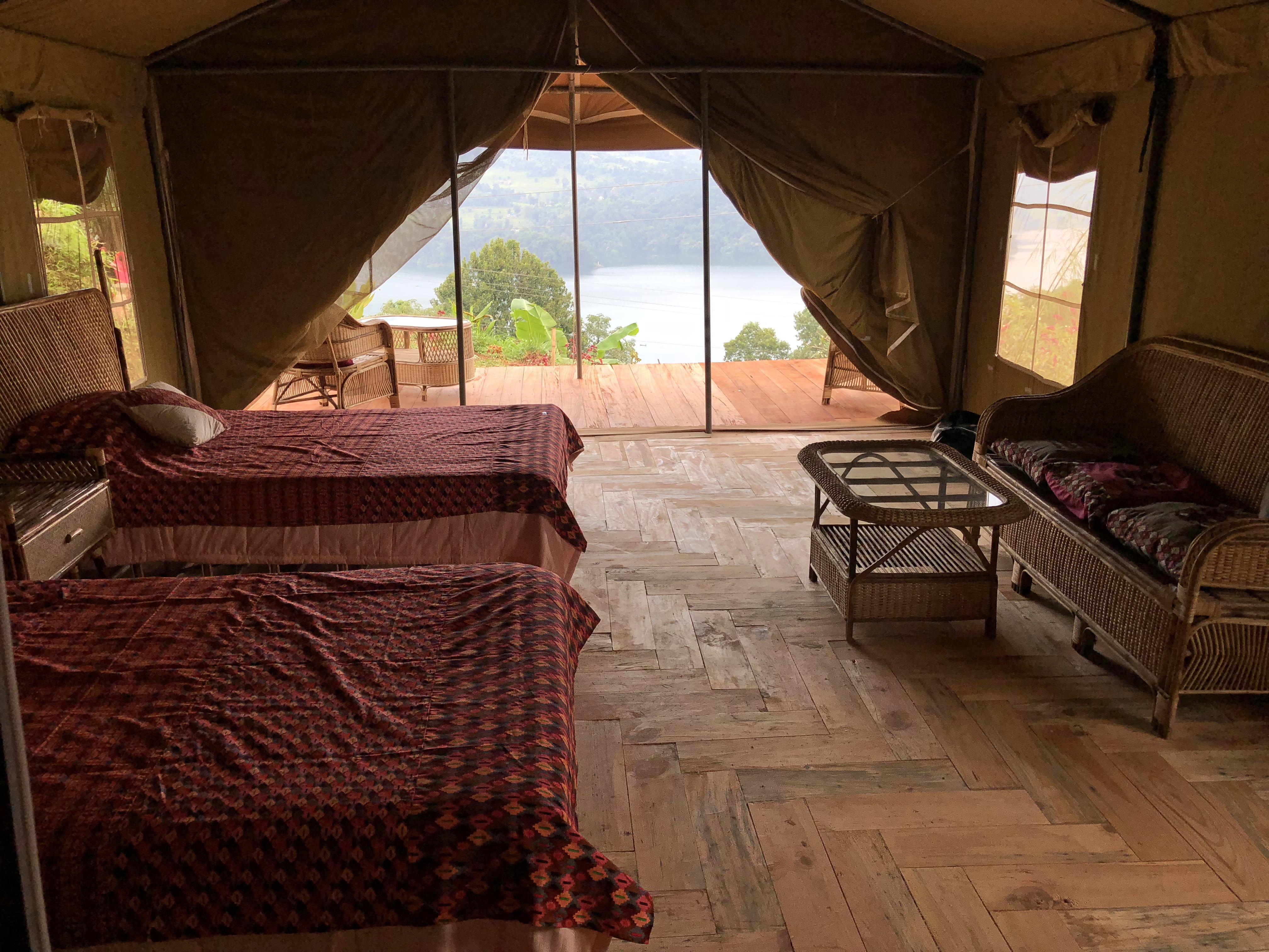 Kipling Annapurna Camp