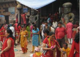 Mennesker i Nepal