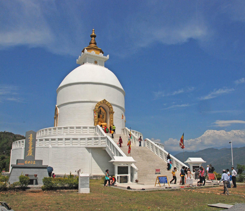 Rejs til Pokhara i Nepal