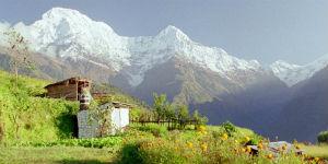 Klima i det nordlige Nepal er arktisk