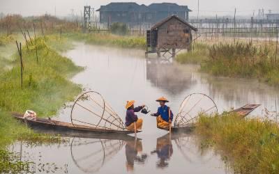 Læs mere om rejser til Myanmar