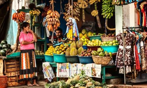 På rejser til Sri Lanka skal du bruge Rupees