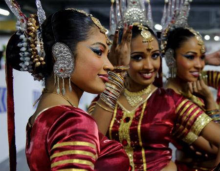 Kulturel Sri Lankansk dans