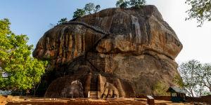 Sigiriya indeholder alverdens overraskelser og er blandt de populæreste seværdigheder i Sri Lanka
