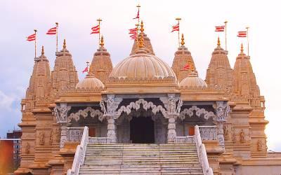På din rejse til Asien vil du se overdådige templer