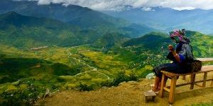 Naturen i Vietnam er meget smuk