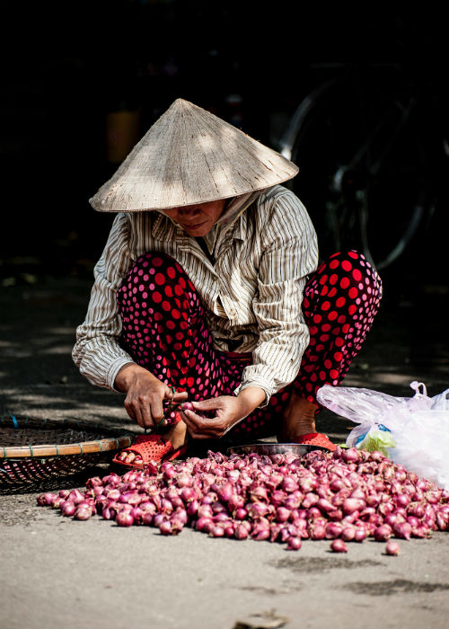 Det er vigtigt at du får alle de fornødne vaccinationer, inden du rejser til Vietnam