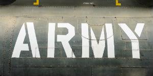 Amarikansk krigsfly fra vietnamkrigen