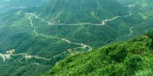 Vietnams bjerge i Sapa
