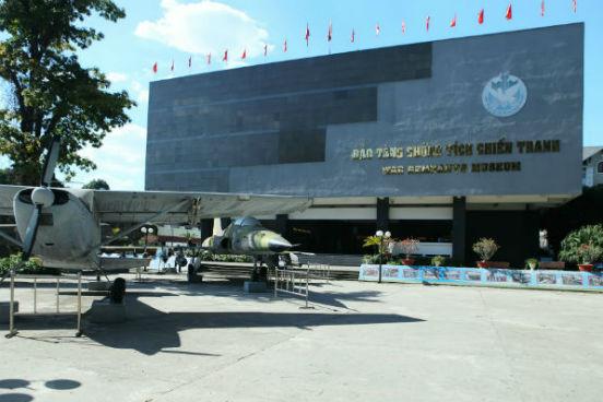 Museet tager på en rejse gennem krigen