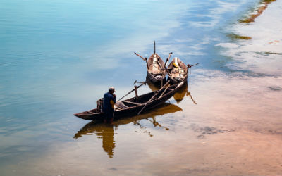Rejser til Hué i Vietnam