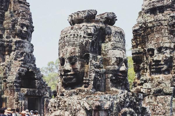 Kombiner din Vietnam rundrejse med en rejse til Cambodja