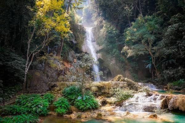 Kombiner din Vietnam rundrejse med en tur til Laos
