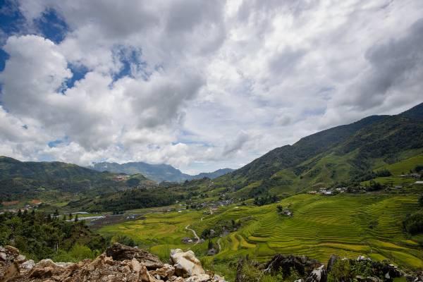 Oplev Sapa på din rundrejse i Vietnam